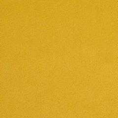 Gładka zasłona zaciemniająca musztardowa 135x250 na przelotkach  - 135 X 250 cm - musztardowy 3
