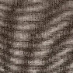 Półprzejrzysta brązowa firana na przelotkach 140x250 - 140 X 250 cm - brązowy 4
