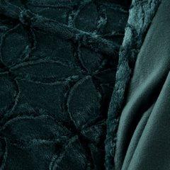 NARZUTA FUTERKO na fotel ciemny turkus 70x160 cm - 70x160 - Turkusowy 2