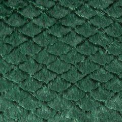 AMBER koc z mikroflano z efektem 3D ZIELONY 70x160 cm Design91 - 70x160 - Zielony 7