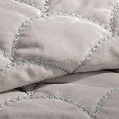 Ekskluzywna narzuta do sypialni pikowana - mój wybór Eva Minge - beżowa 220x240 cm - 220 X 240 cm - beżowy 4