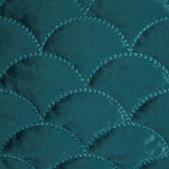 Ekskluzywna narzuta do sypialni pikowana - mój wybór Eva Minge - turkusowa 220x240 cm - 220 X 240 cm - ciemnoturkusowy 3