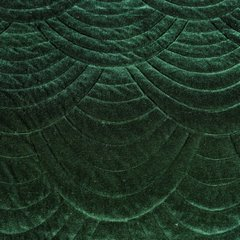 Ekskluzywna narzuta do sypialni pikowana - mój wybór Eva Minge -zieleń 170x210 cm - 170 X 210 cm - zielony 3