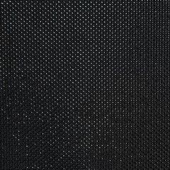 Połyskująca ZASŁONA Z LUREKSEM na taśmie tunelowej czarna 140x270 cm - 140x270 - czarny 2