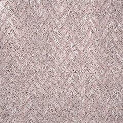 Miękki koc z mikroflano różowy 70x160 cm - 70 X 160 cm - różowy/srebrny 3