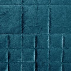Pikowana narzuta do sypialni - mój wybór Eva Minge - turkusowa 220x240 cm - 220 X 240 cm - ciemnoturkusowy 2