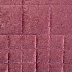 Pikowana narzuta do sypialni - mój wybór Eva Minge - różowa 220x240 cm - 220 X 240 cm - ciemnoróżowy 6