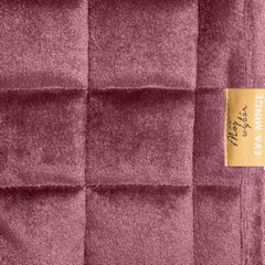 Pikowana narzuta do sypialni - mój wybór Eva Minge - różowa 220x240 cm - 220 X 240 cm - ciemnoróżowy 8