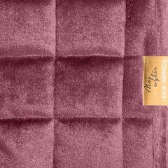 Pikowana narzuta do sypialni - mój wybór Eva Minge - różowa 220x240 cm - 220 X 240 cm - ciemnoróżowy 5