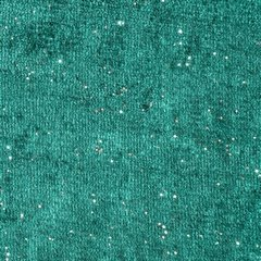 Turkusowa zasłona welwetowa z brokatem na przelotkach 140x250 cm - 140 X 250 cm - turkusowy 4