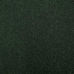 Zasłona Elisa z ozdobnym strukturalnym splotem ciemnozielona przelotki 140x250 cm - 140 X 250 cm - zielony 4