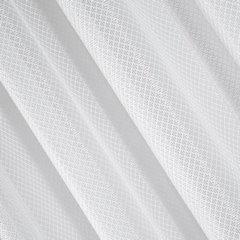 Ażurowa zasłona gotowa biała na przelotkach 140x250 cm - 140x250 - Biały 2