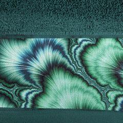 Turkusowy ręcznik kąpielowy - mój wybór Eva Minge 50x90 cm - 50 X 90 cm - turkusowy 4