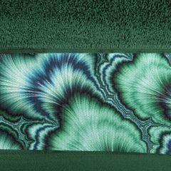 Zielony ręcznik kąpielowy - mój wybór Eva Minge 70x140 cm - 70 X 140 cm - butelkowy zielony 3