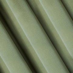ADELLE ZIELONA ZASŁONA Z MATOWEGO WELWETU na taśmie 140x270 DIVA LINE - 140 X 270 cm - zielony 3