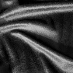ROSA CZARNA MATOWA ZASŁONA Z WELWETU GŁADKA NA TAŚMIE 140x270cm DESIGN91 - 140 X 270 cm - czarny 4