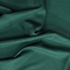 STYLE ZIELONA ZASŁONA O SPLOCIE LNIANYM NA PRZELOTKACH 140x250cm - 140 X 250 cm - zielony 5