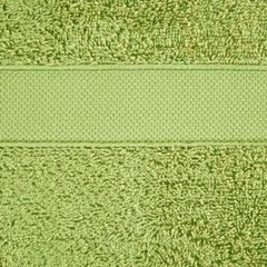 Miękki chłonny ręcznik kąpielowy oliwkowy 70x140 - 70 X 140 cm - oliwkowy 4